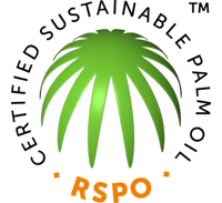 RSPO Certified Sustainable Palm Oil Logo